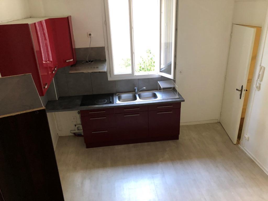 T2 23,5 m² duplex Palais de Justice