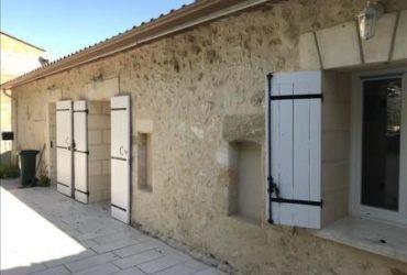 Maison pierre type 3 de 75 m² Cabara