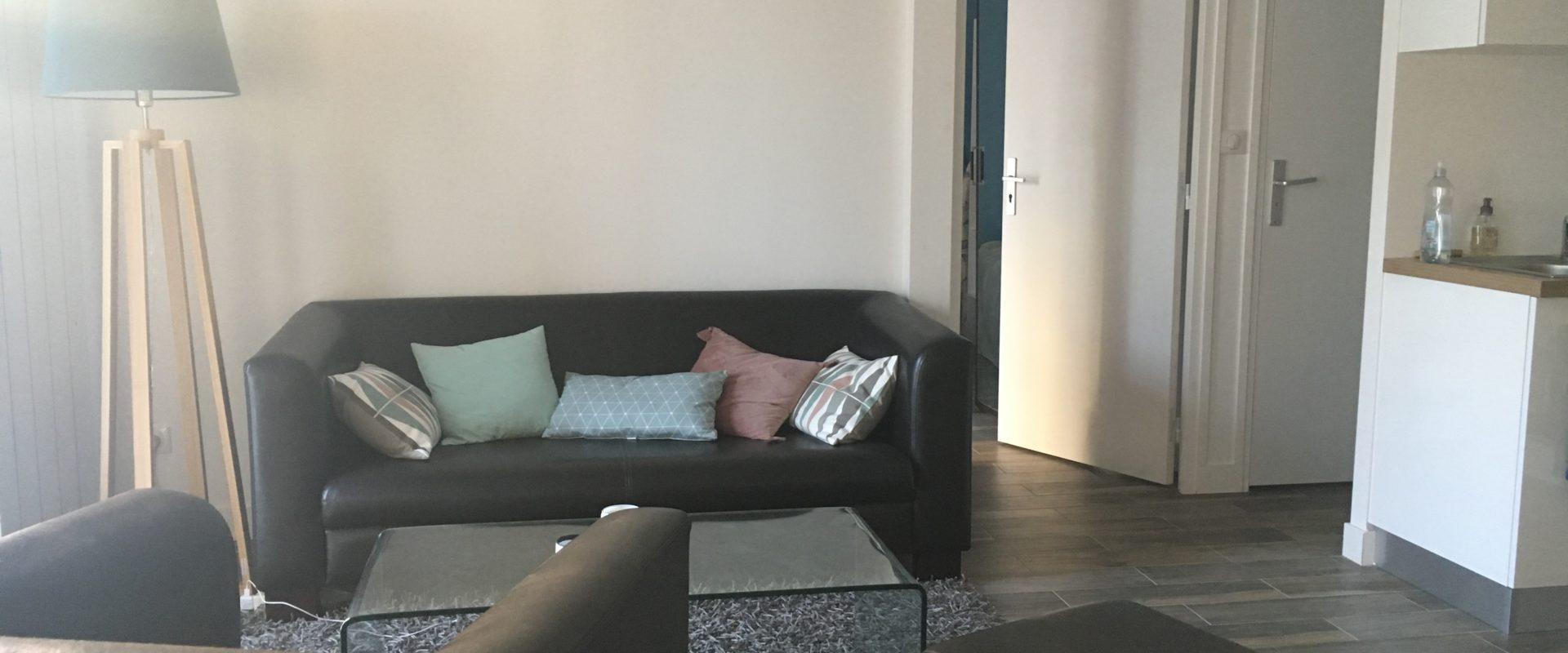 T2 bis 49 m² Bordeaux Tondu